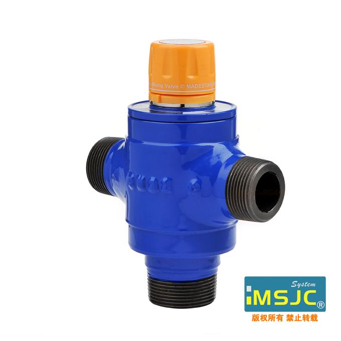 MSJC-RS40B热水工程恒温阀