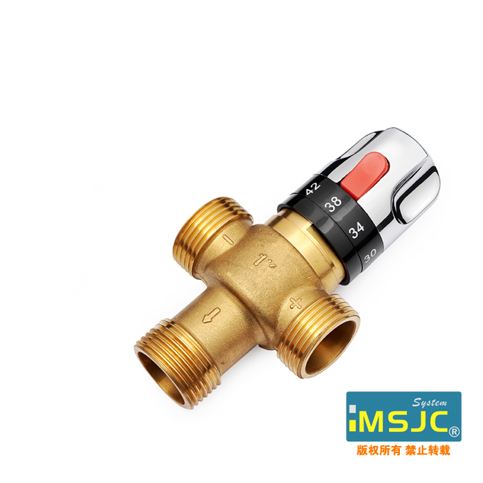 MSJC-RS25CU热水工程恒温混水阀