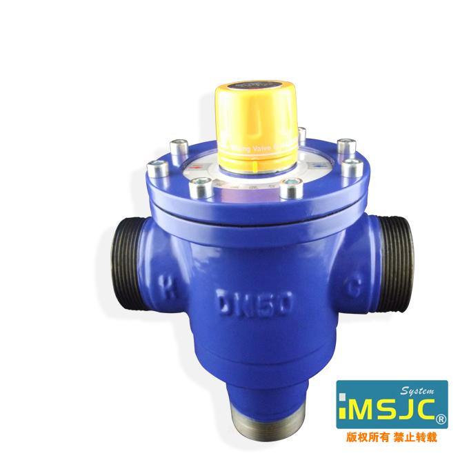 MSJC-DF50地暖工程混水恒温阀
