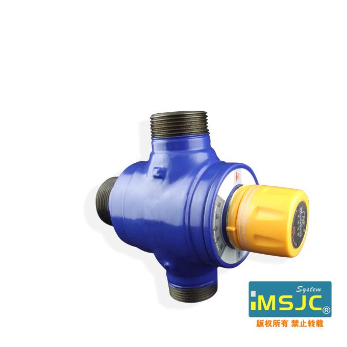 MSJC-DF40B地暖工程恒温混水阀